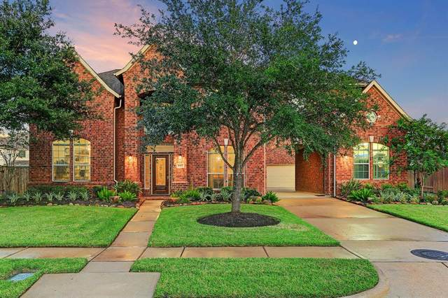 2607 Orchid Creek Drive, Pearland, TX 77584 (MLS #42131964) :: Christy Buck Team