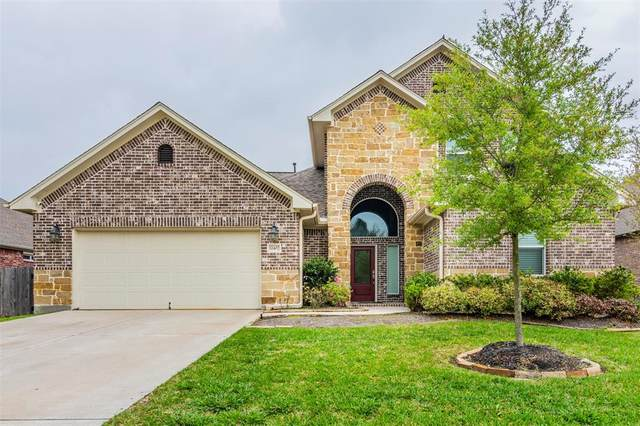 12407 Pepper Creek Lane, Pearland, TX 77584 (MLS #42144840) :: The Bly Team