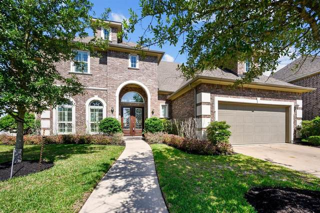 25818 Creek Ledge Drive, Katy, TX 77494 (MLS #4215343) :: Caskey Realty