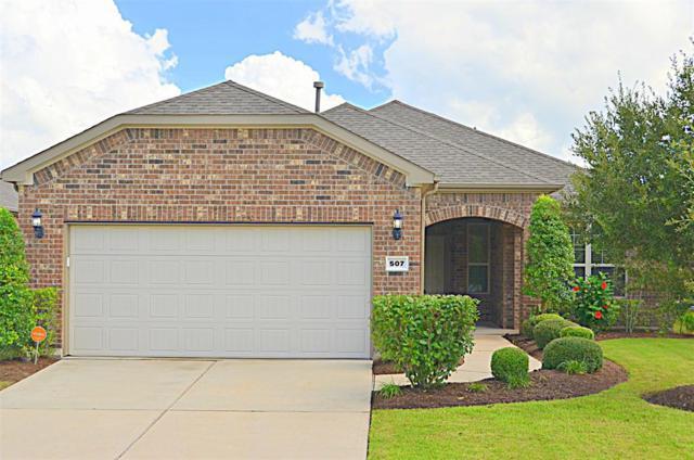 507 Monterry Oaks Drive, Richmond, TX 77469 (MLS #42155397) :: Texas Home Shop Realty