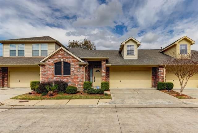 1507 Village Townhome Drive, Pasadena, TX 77504 (MLS #42161209) :: Texas Home Shop Realty