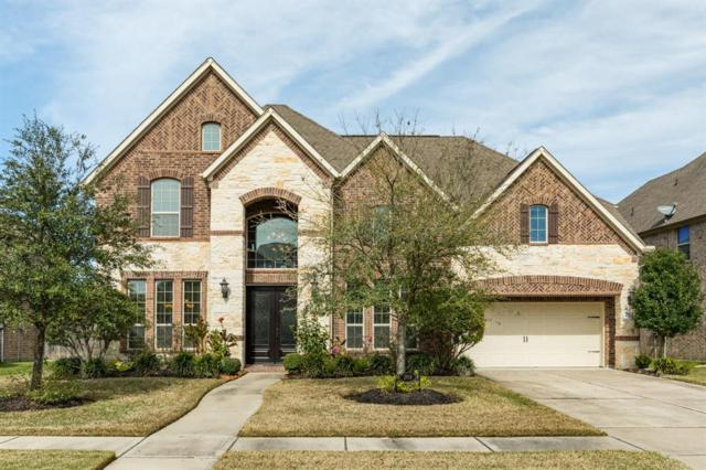 2915 Wolfberry Drive, Manvel, TX 77578 (MLS #42162029) :: The Bly Team