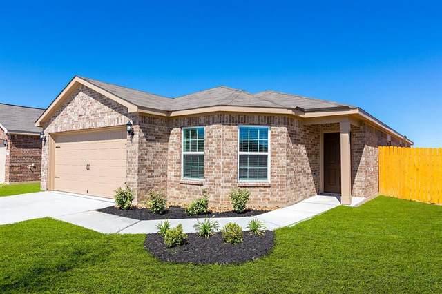 301 Killam County Drive, Katy, TX 77493 (MLS #42178421) :: The Bly Team