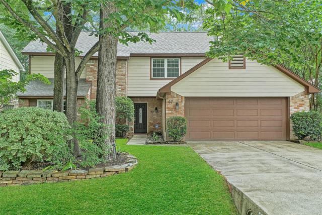 67 Hickory Oak Drive, The Woodlands, TX 77381 (MLS #4218099) :: NewHomePrograms.com LLC