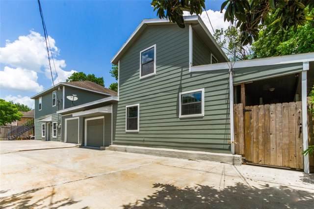 10428 Burden Street A, Houston, TX 77093 (MLS #42182770) :: The Sansone Group