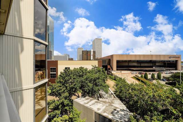 15 Greenway Plaza 6G, Houston, TX 77046 (MLS #4218671) :: The Bly Team