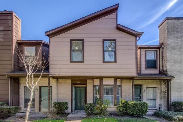 12500 Brookglade Circle #205, Houston, TX 77099 (MLS #42198719) :: Texas Home Shop Realty