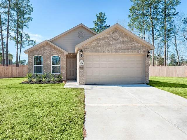 506 Cliffbrook Circle, Cleveland, TX 77327 (MLS #42211577) :: The Bly Team