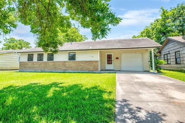 1525 15th Ave N, Texas City, TX 77590 (MLS #42212418) :: The Queen Team