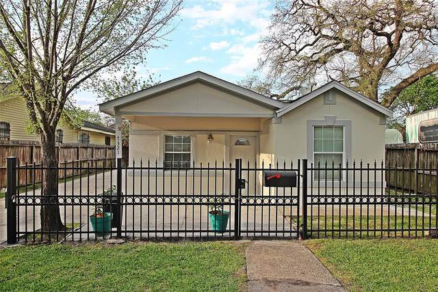 7321 Tuck Street, Houston, TX 77020 (MLS #42214282) :: The Home Branch