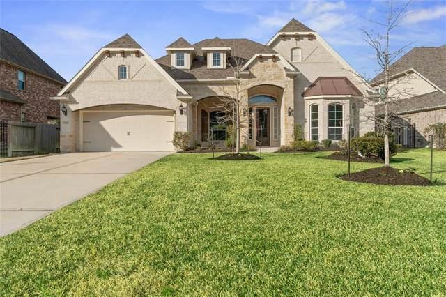 1207 Mayfair Way, Houston, TX 77339 (MLS #42215706) :: My BCS Home Real Estate Group