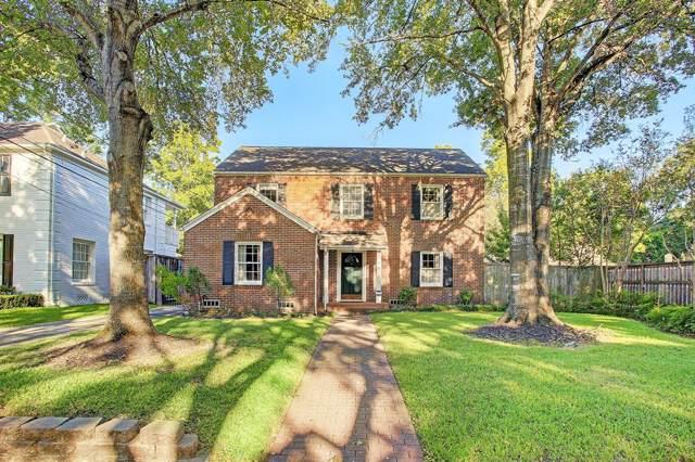 6719 Brompton Road, Houston, TX 77005 (MLS #42218067) :: Giorgi Real Estate Group