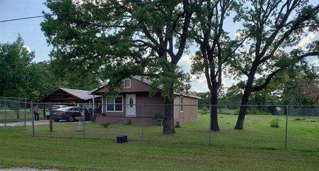 27 Bybee Circle, Huntsville, TX 77320 (MLS #42221518) :: My BCS Home Real Estate Group