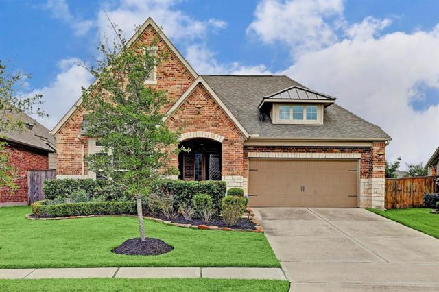 713 Victory Terrace Lane, Friendswood, TX 77546 (MLS #42222521) :: The Heyl Group at Keller Williams