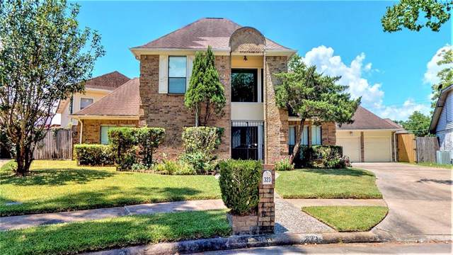 323 Wood Loop Street, Houston, TX 77015 (MLS #42224099) :: The Parodi Team at Realty Associates