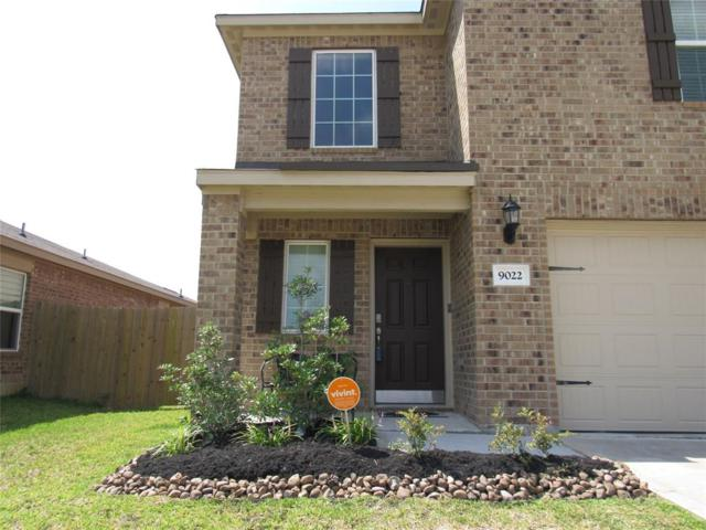 9022 Stagewood Drive, Humble, TX 77338 (MLS #42227397) :: Texas Home Shop Realty