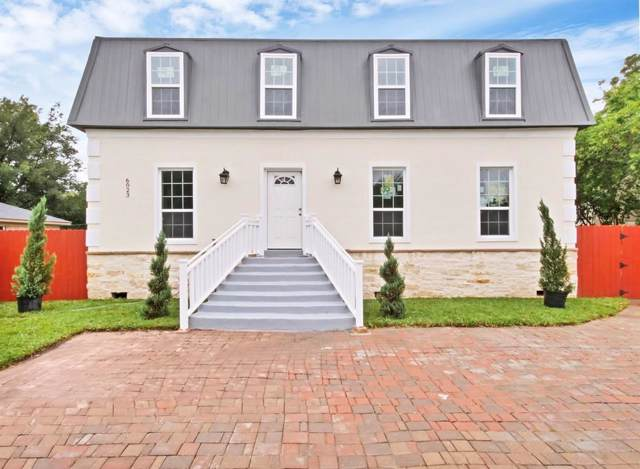6023 W Bellfort Street, Houston, TX 77035 (MLS #42235759) :: Ellison Real Estate Team