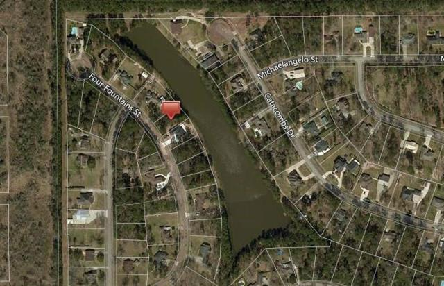 Lot 8 Four Fountains, Roman Forest, TX 77357 (MLS #4225199) :: The Freund Group