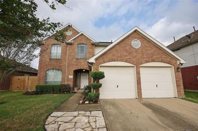 3506 Silouette Cove, Friendswood, TX 77546 (MLS #42262422) :: Texas Home Shop Realty