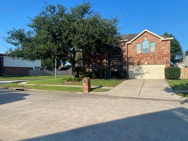 18503 Steamboat Inn Drive, Humble, TX 77346 (MLS #4226300) :: All Cities USA Realty