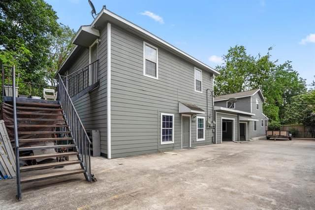 10424 Burden Street, Houston, TX 77093 (MLS #42264780) :: The Sansone Group