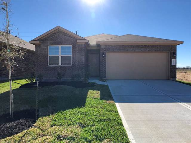 21511 Warialda Manor Lane, Katy, TX 77449 (MLS #42280101) :: The Queen Team