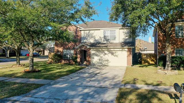2873 Pointe Drive, Dickinson, TX 77539 (MLS #42282464) :: The Freund Group