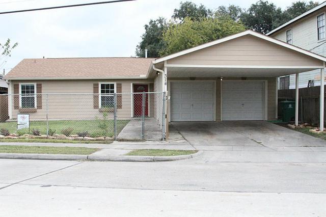 314 N Eastwood Street, Houston, TX 77011 (MLS #42284176) :: Texas Home Shop Realty