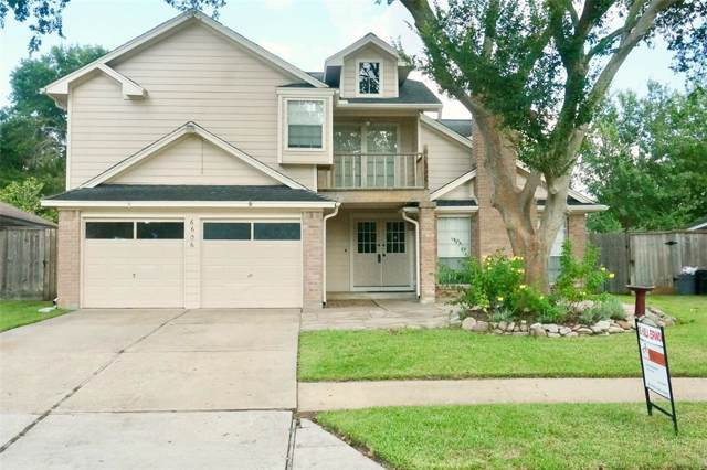 6606 Garden Canyon Drive Drive, Katy, TX 77449 (MLS #42285368) :: Caskey Realty