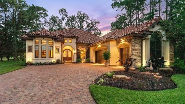 33 W Shadow Creek Villas Loop, Spring, TX 77389 (MLS #42285913) :: The Wendy Sherman Team