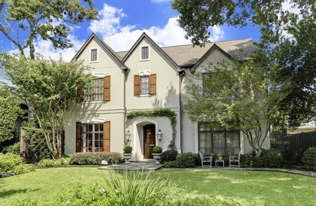 2136 Stanmore Drive, Houston, TX 77019 (MLS #42287943) :: Glenn Allen Properties