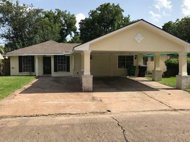 4507 Bayou Vista Drive, Houston, TX 77091 (MLS #42290293) :: The Queen Team