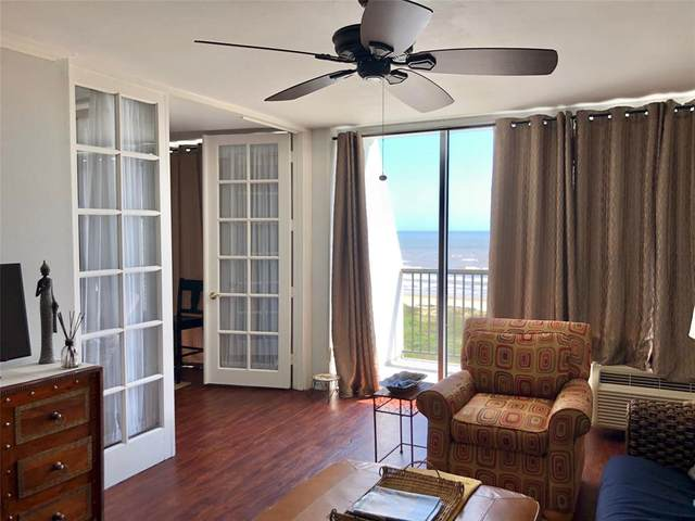 415 E Beach Drive #903, Galveston, TX 77550 (MLS #42304189) :: The Sansone Group