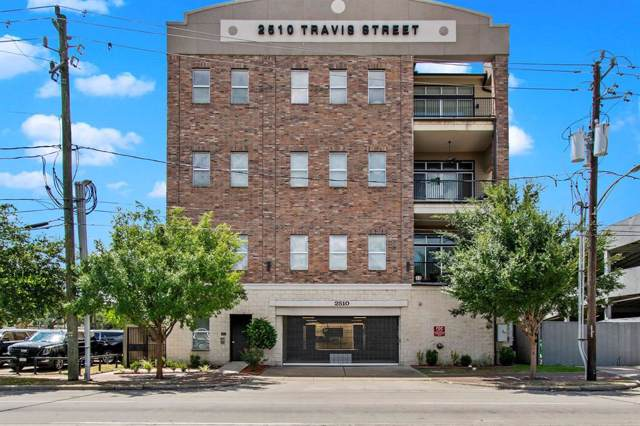 2510 Travis Street #102, Houston, TX 77006 (MLS #42315371) :: The Heyl Group at Keller Williams