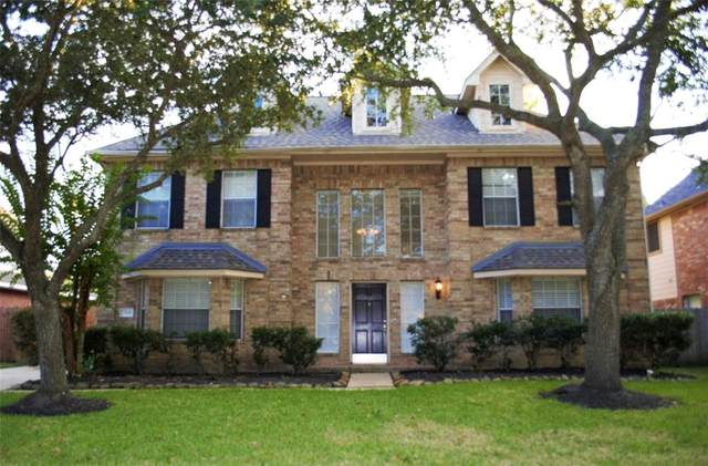 2509 Sea Horse Court, Seabrook, TX 77586 (MLS #42315509) :: The SOLD by George Team
