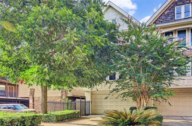 423 Marshall Street, Houston, TX 77006 (MLS #42316758) :: Fairwater Westmont Real Estate