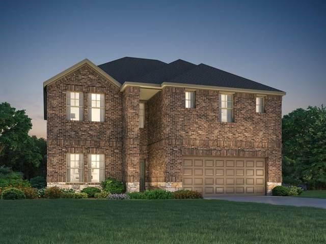 10013 Deussen Lane, Texas City, TX 77591 (MLS #42319404) :: All Cities USA Realty