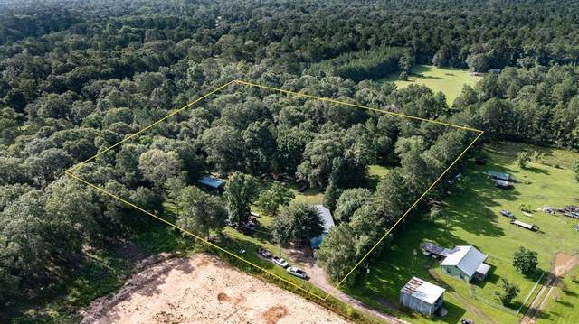 435 County Road 3310, Cleveland, TX 77327 (MLS #42334883) :: Giorgi Real Estate Group