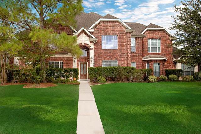 25015 Northampton Forest Drive, Spring, TX 77389 (MLS #42341582) :: The SOLD by George Team