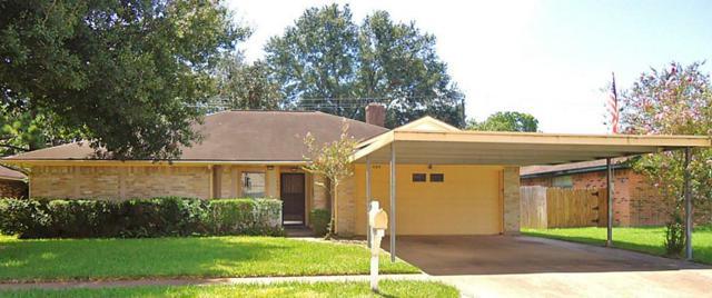609 Regency Drive, Deer Park, TX 77536 (MLS #42348791) :: The SOLD by George Team