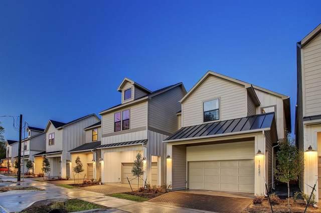1614 Northwood Street, Houston, TX 77009 (#42354496) :: ORO Realty