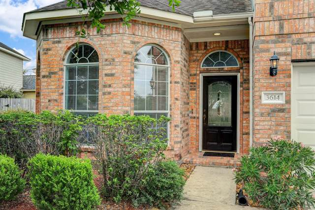 3614 Shasta Court, Pearland, TX 77584 (MLS #42362163) :: The SOLD by George Team