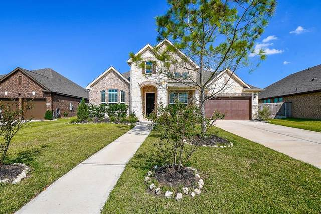 1983 Highland Meadows Drive, Pearland, TX 77089 (MLS #42398961) :: The Freund Group
