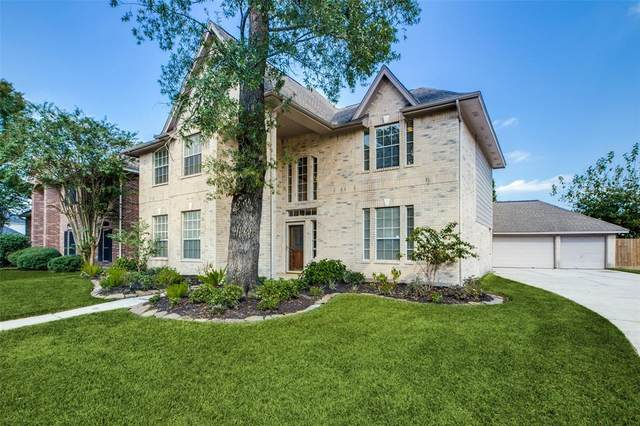 207 Crabapple Drive, Baytown, TX 77520 (MLS #42400586) :: Bray Real Estate Group
