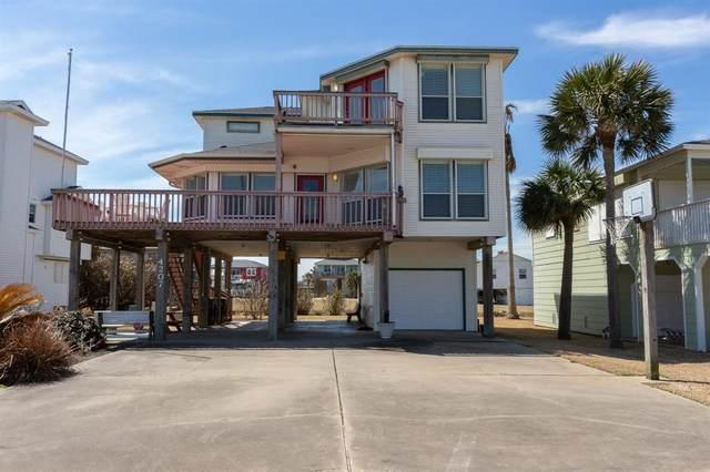 4207 Sandpiper Lane, Galveston, TX 77554 (MLS #42404665) :: Homemax Properties
