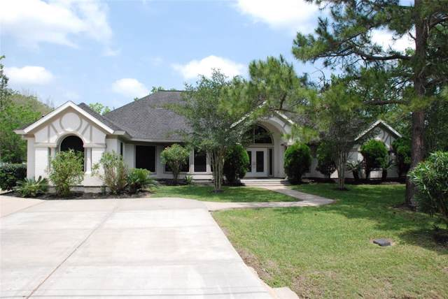 105 Rustic Lane, Friendswood, TX 77546 (MLS #42410171) :: JL Realty Team at Coldwell Banker, United