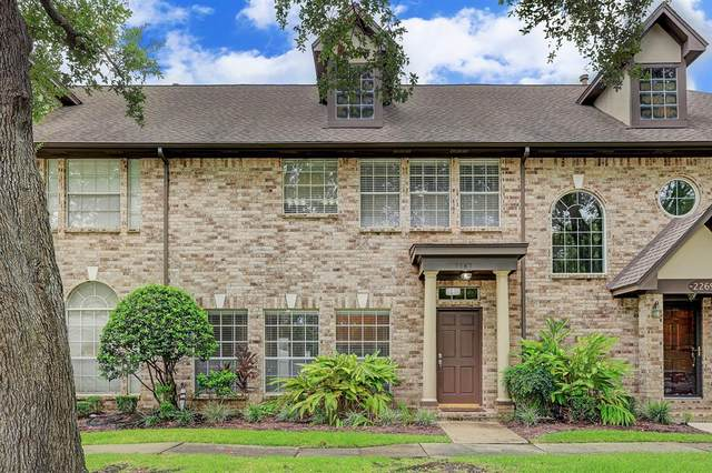 2267 Broadlawn Drive, Houston, TX 77058 (MLS #42416917) :: The SOLD by George Team