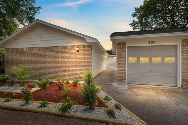 803 W Galveston Street, League City, TX 77573 (MLS #42417018) :: Caskey Realty