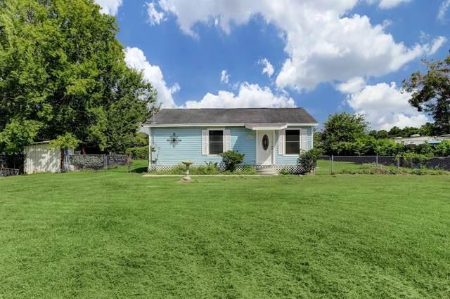 4713 Dickey Lane, Santa Fe, TX 77517 (MLS #42418977) :: The Home Branch