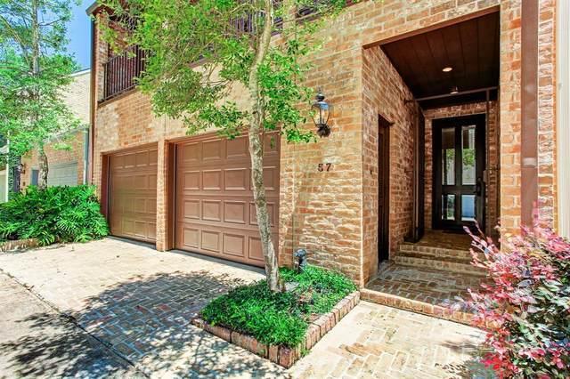 10 S Briar Hollow Lane #57, Houston, TX 77027 (MLS #42428803) :: Lerner Realty Solutions